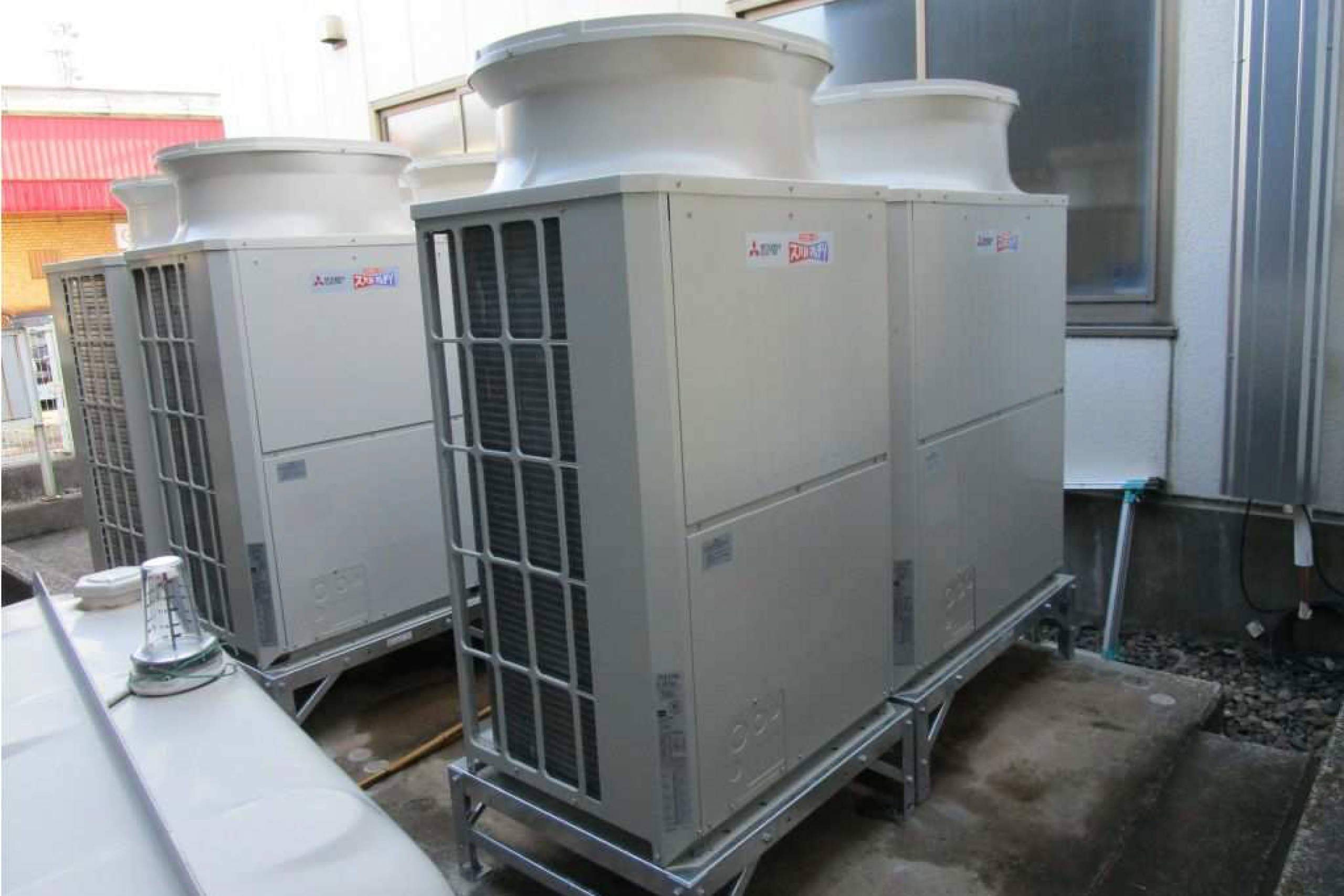 空調設備プロジェクト3