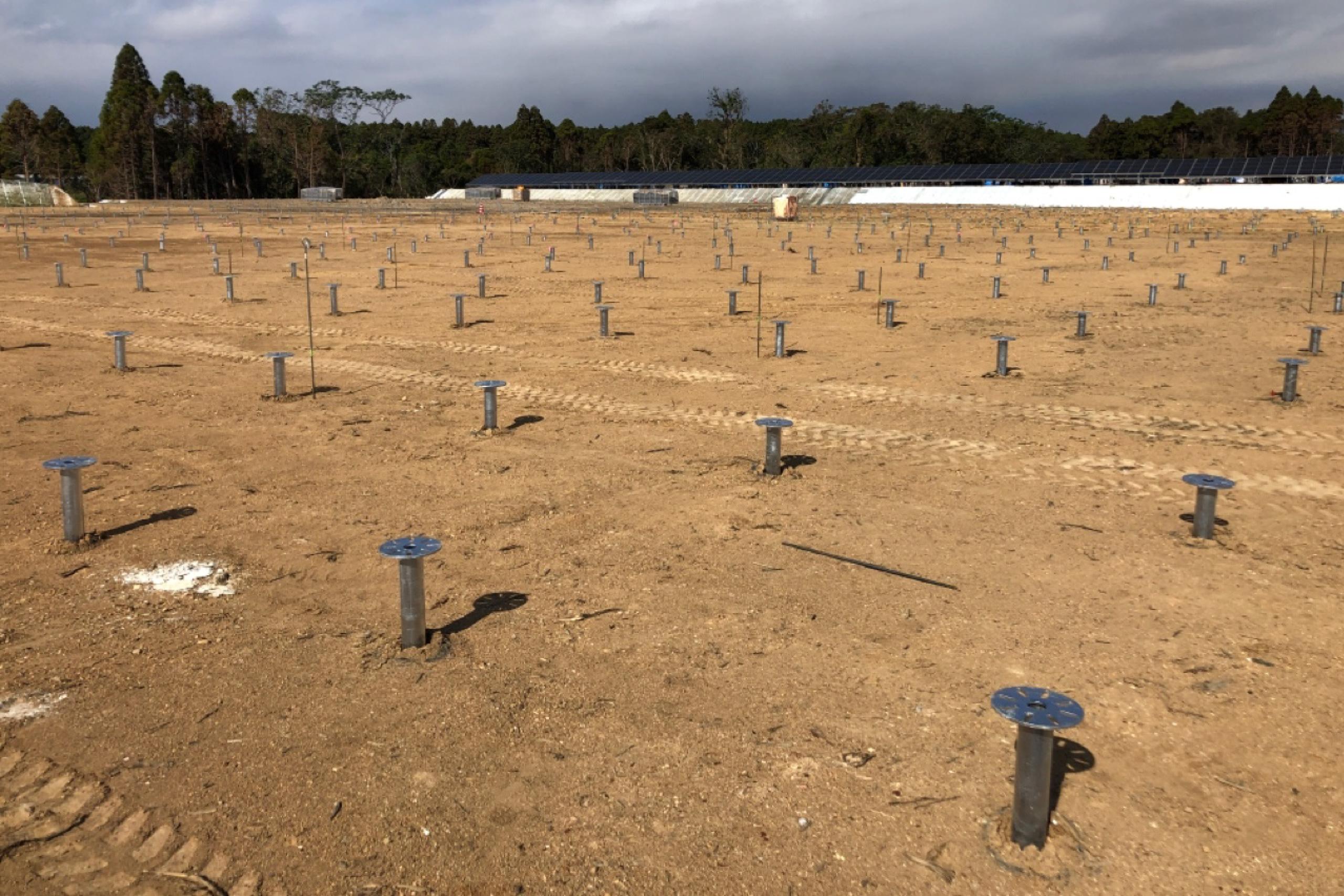 太陽光発電プロジェクト2
