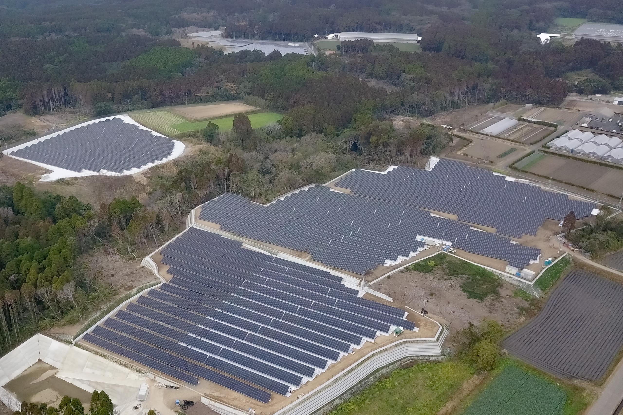 太陽光発電プロジェクト3