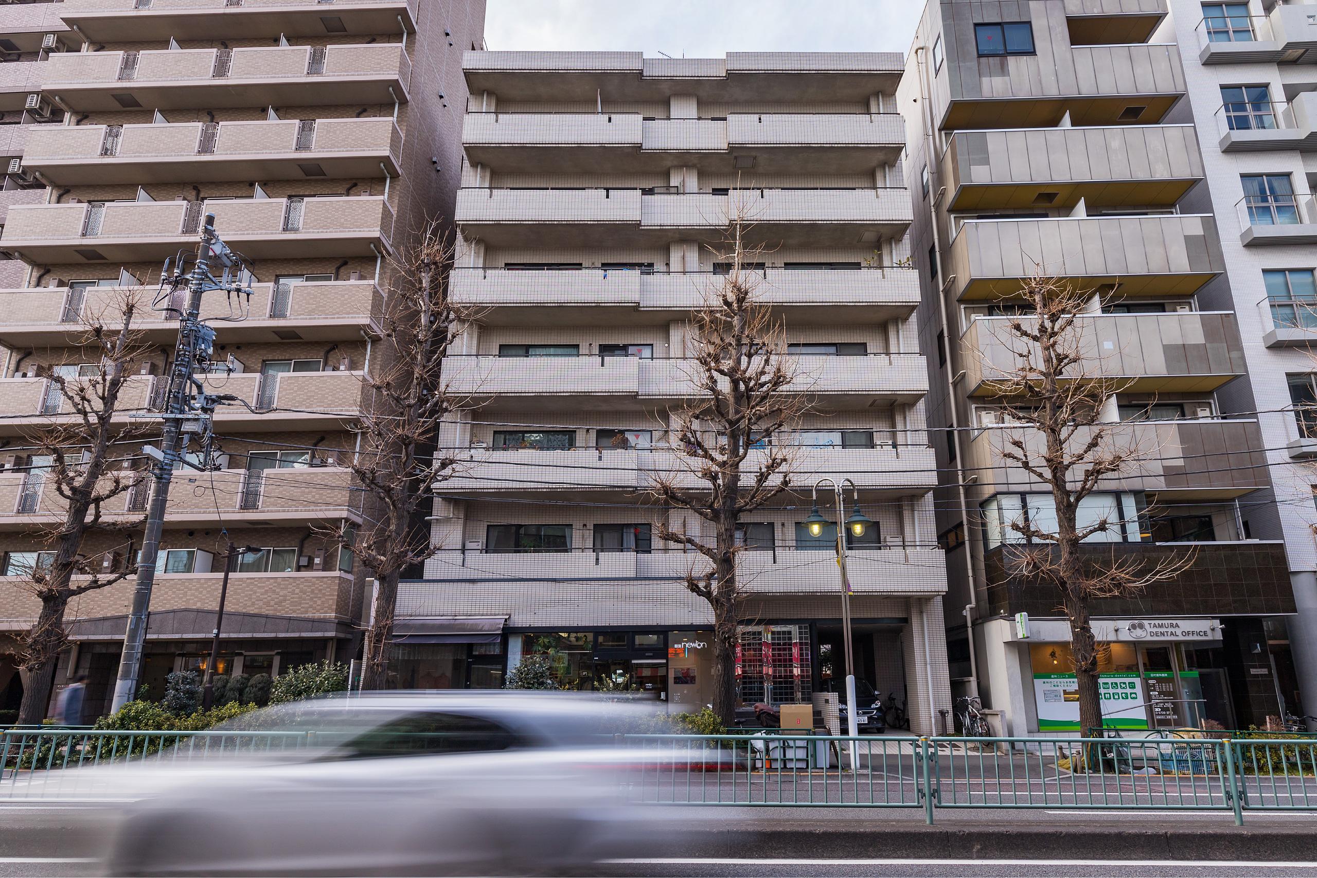 東京営業所開設
